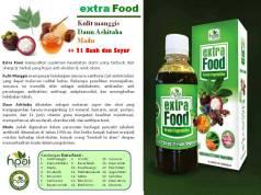 Agen Nutrisi Suplemen Buah dan Sayur