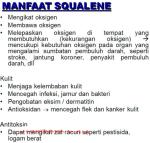 Manfaat Squalance- Jual Minyak Ikan Omega 3