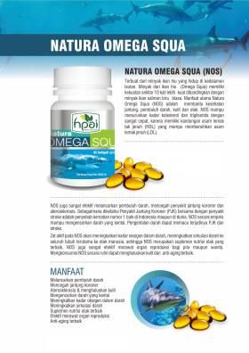 Minyak Ikan Natura Omega Squa HPAI