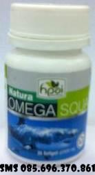 Minyak Ikan Natura Omega Squa - Natural OMEGA Squa - Natural OMEGA Squa