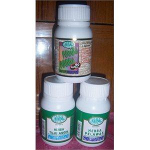 Colon Cleansing Plus HPAI- Detoksifikasi Racun Dalam Tubuh