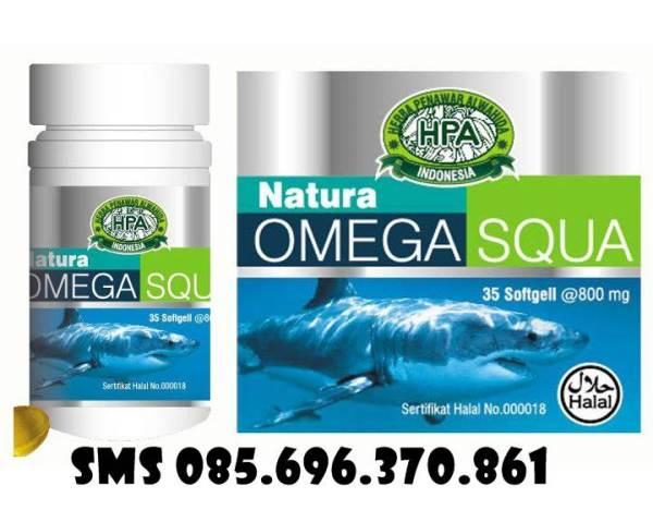 Pengobatan Stroke Jogja - Minyak IKAN Natura Omega Squa HPAI- Natural OMEGA Squa