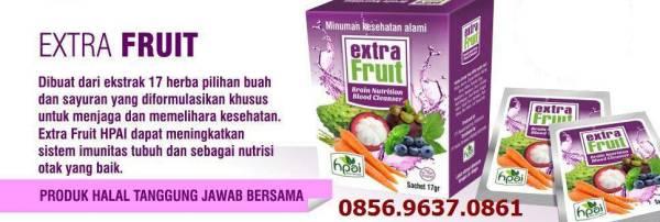 juice sayur dan buah alami- Extra FRUIT HPAI