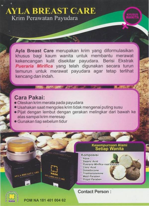 jual ayla beauty care
